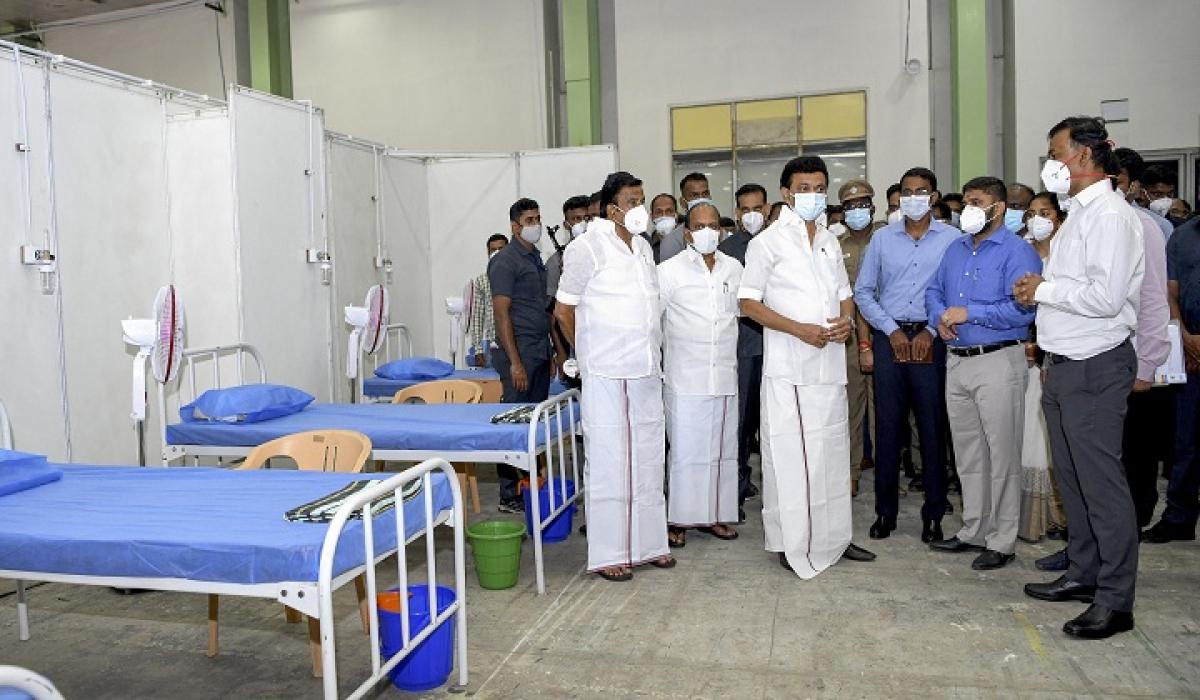 May 10 to 24: Tamil Nadu total lockdown