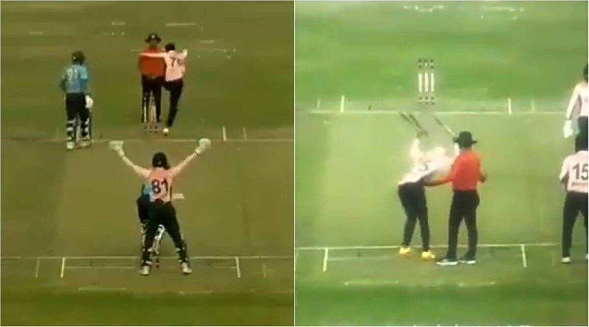 Shakib fights with Umpire in Dhaka Premier League