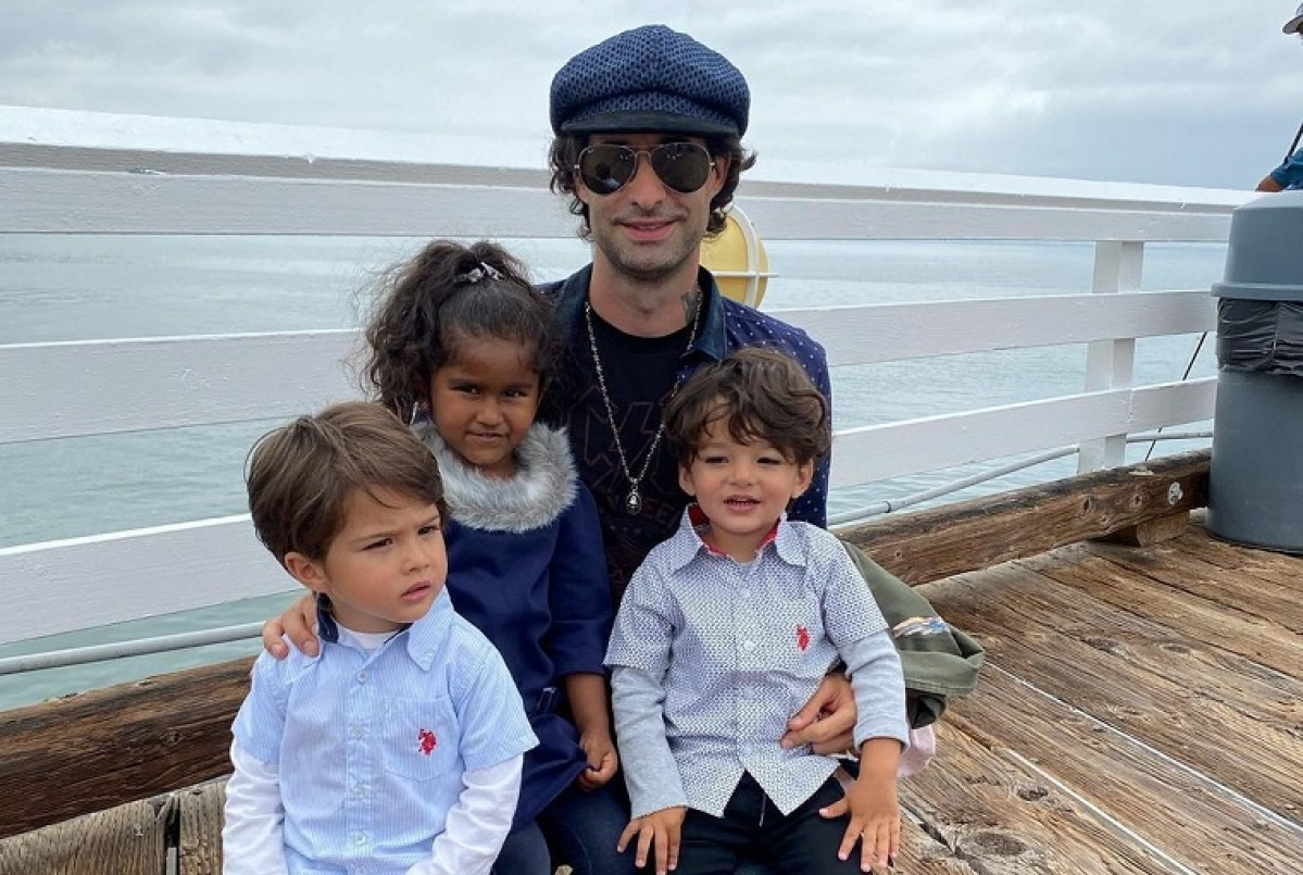 Father's Day 2021: 'With individuality there is a risk but on the flip side the reward is great too,' says Daniel Weber