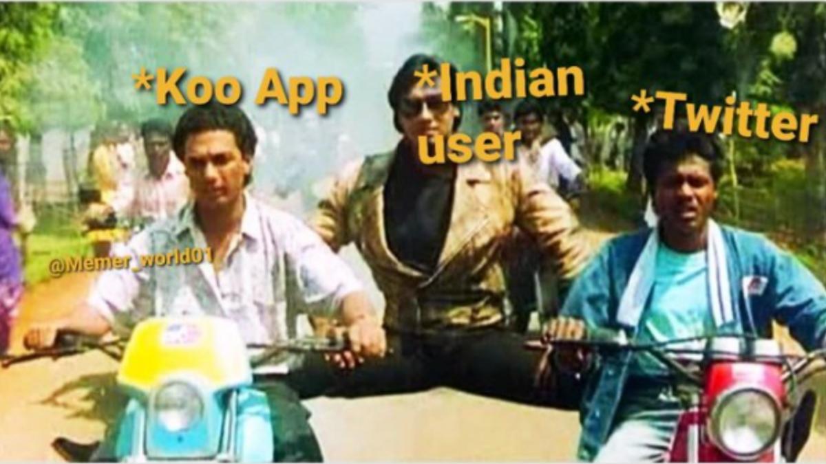 Netizens trend Koo memes on Twitter as platform loses intermediary status in India