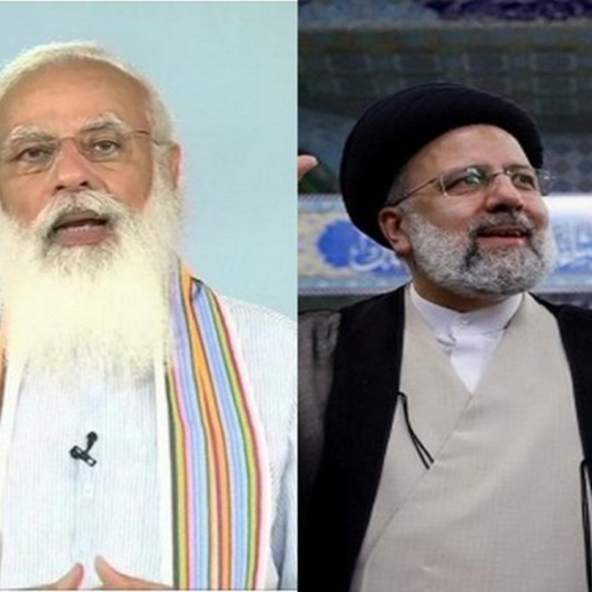 PM Modi congratulates Iran's President-elect Ebrahim Raisi, says looking forward to strengthen ties