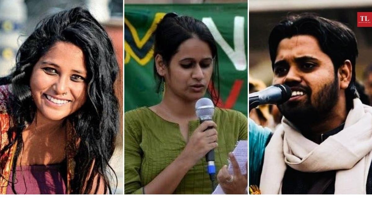 Delhi riots: Student activists Natasha Narwal, Asif Iqbal Tanha, Devangana Kalita released on bail