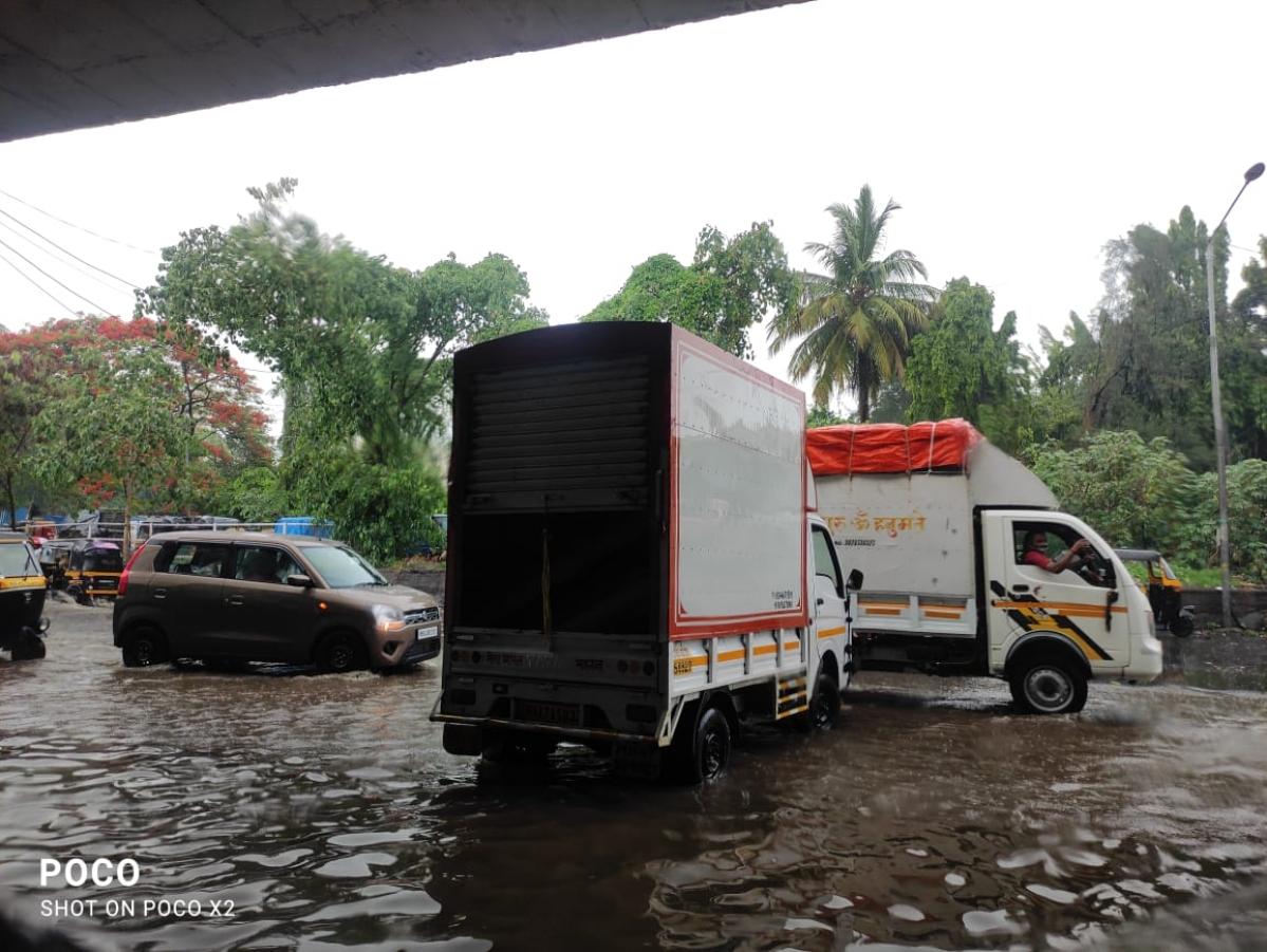 Mumbai: CM Uddhav Thackeray takes stock of water-logging in city