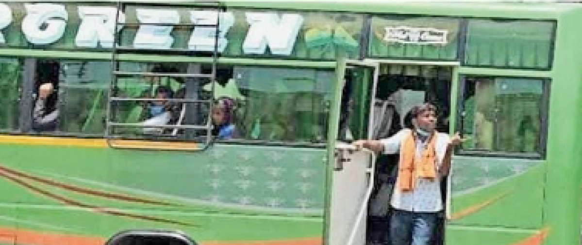 Ratlam: Bus operators flout Covid norms, administration says action soon
