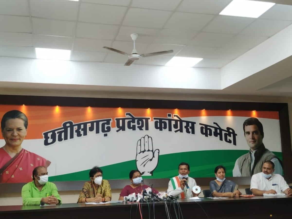 Chhattisgarh State Congress Women Cell to stage state-level strong demonstration on June 20 against skyrocketing fuel prices