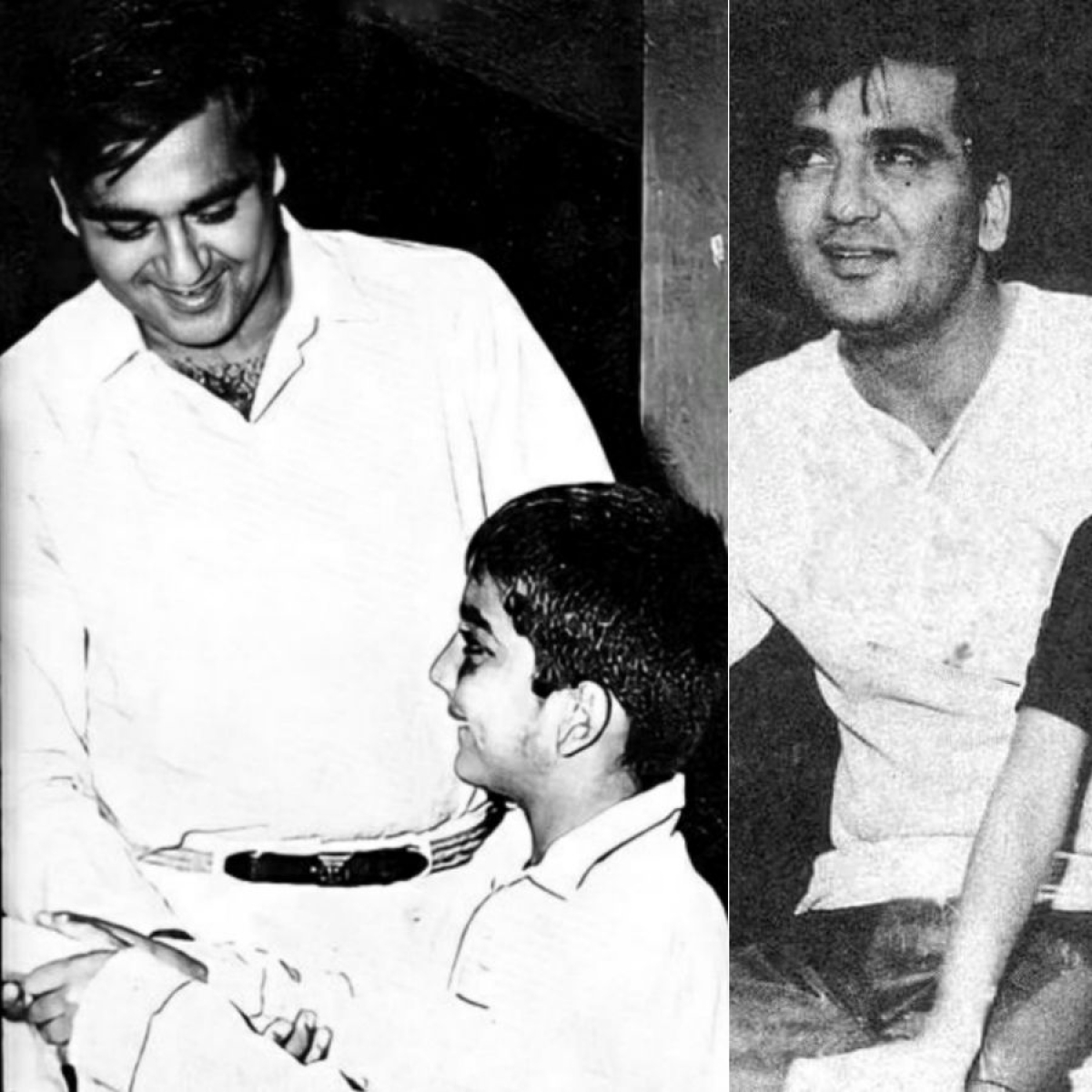 'Always holding my hand through thick and thin': Sanjay Dutt remembers dad Sunil Dutt on his birth anniversary