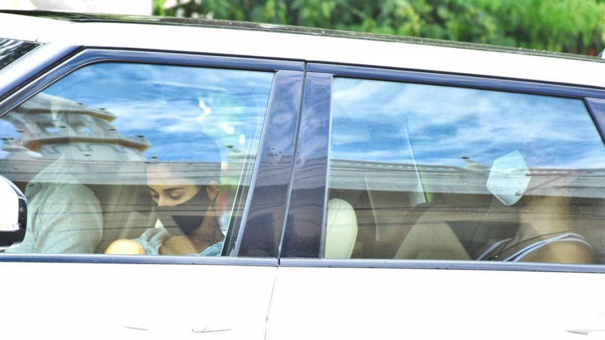 Mumbai Unlock Day 1: After FIR row, Tiger Shroff hits the gym with rumoured GF Disha Patani; see pics
