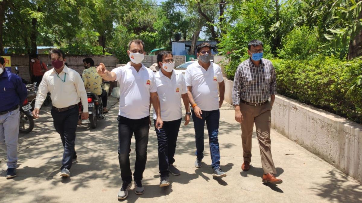 Madhya Pradesh: 320 get jabs at camp organised by CAIT in Neemuch