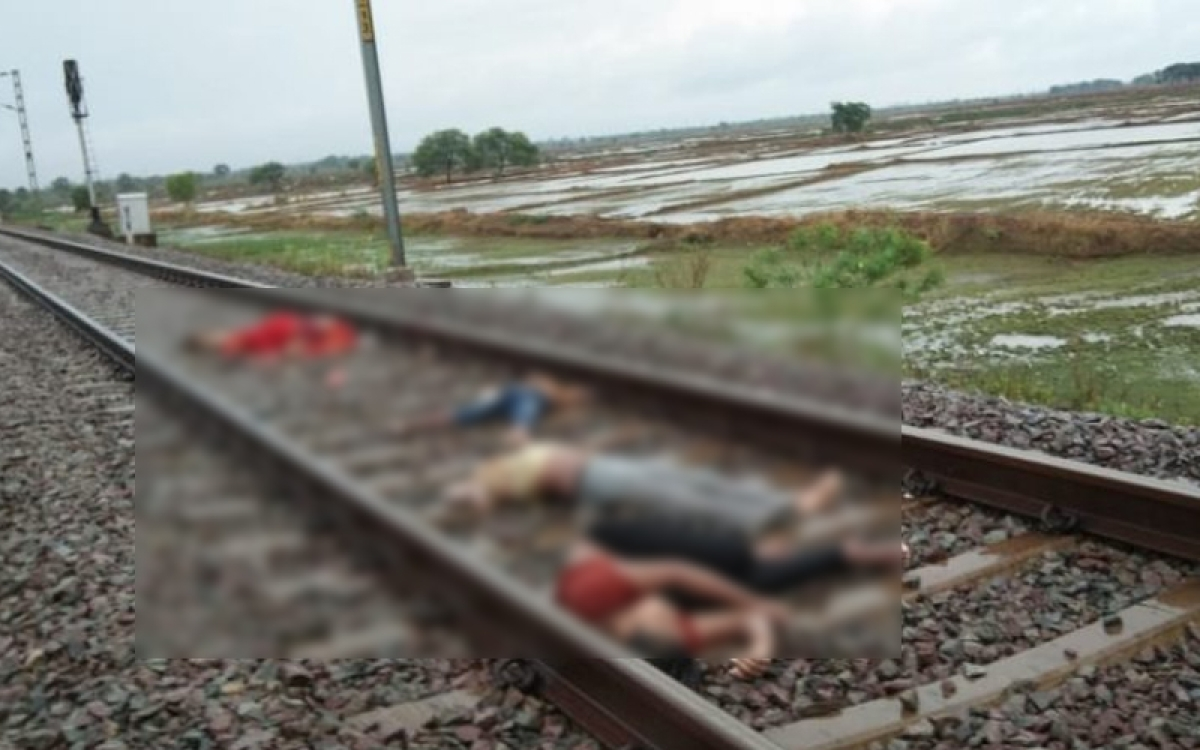 Shocking! Mother along with 5 daughters jump to death in front of moving train in Chhattisgarh