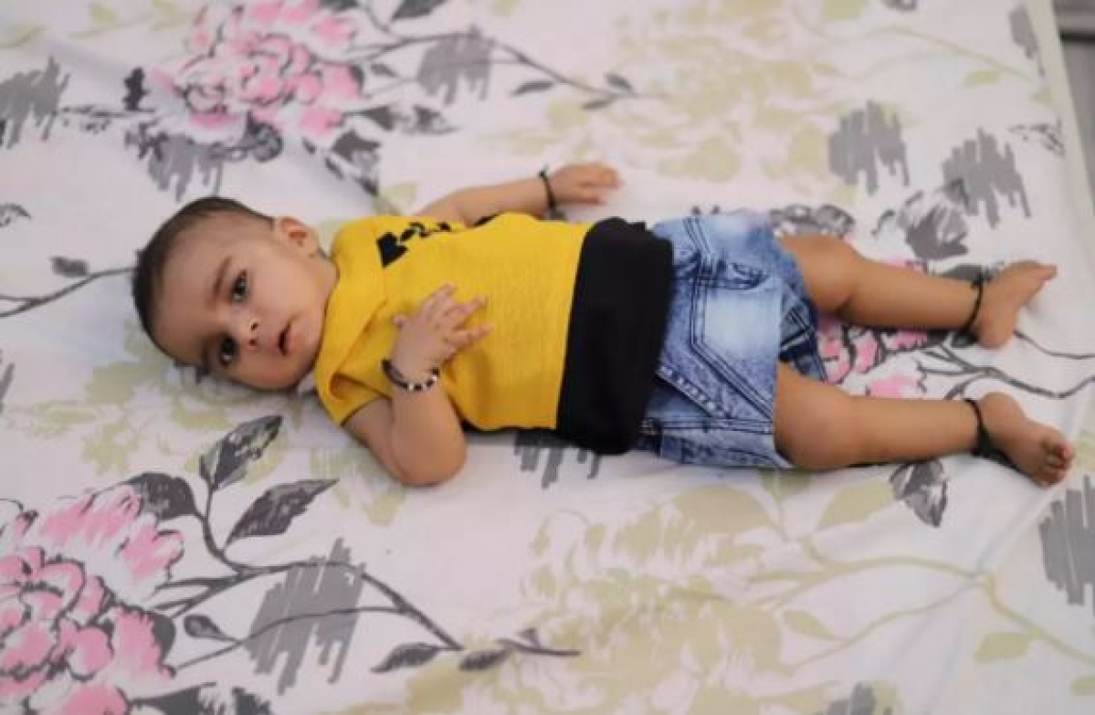 Bikaner baby needing injection worth Rs 16 crore loses battle; father, a painter, wants to return crowdfunding of Rs 40 lakh