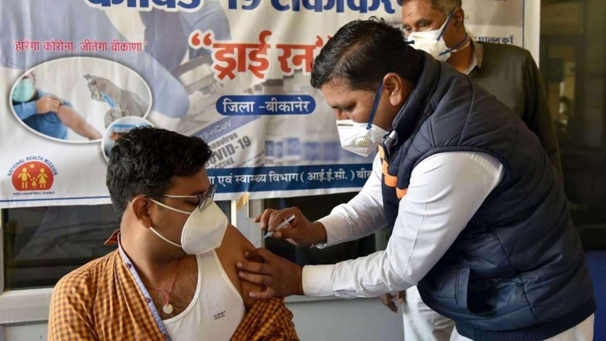 COVID-19: Maharashtra vaccination tally crosses 2.62 crore on June 15