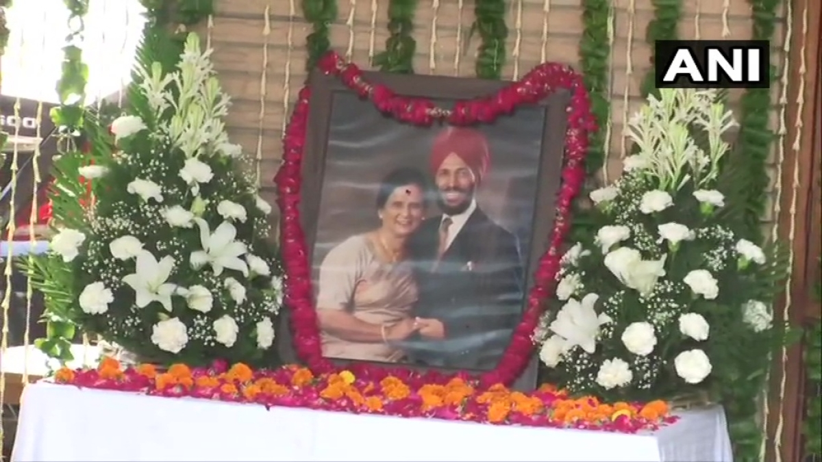 Milkha Singh to get state funeral as Punjab marks one day of mourning; cremation on Saturday evening