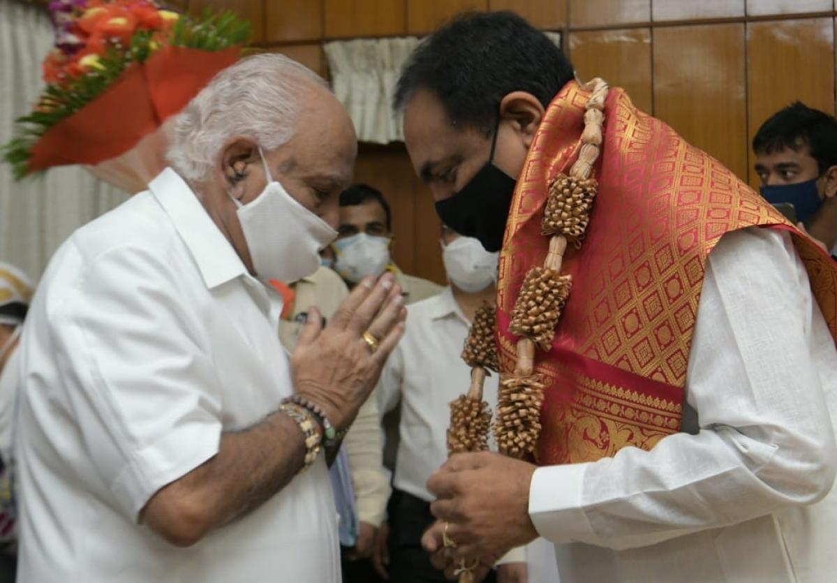 Karnataka, Maharashtra agree to resolve water sharing and flooding issues