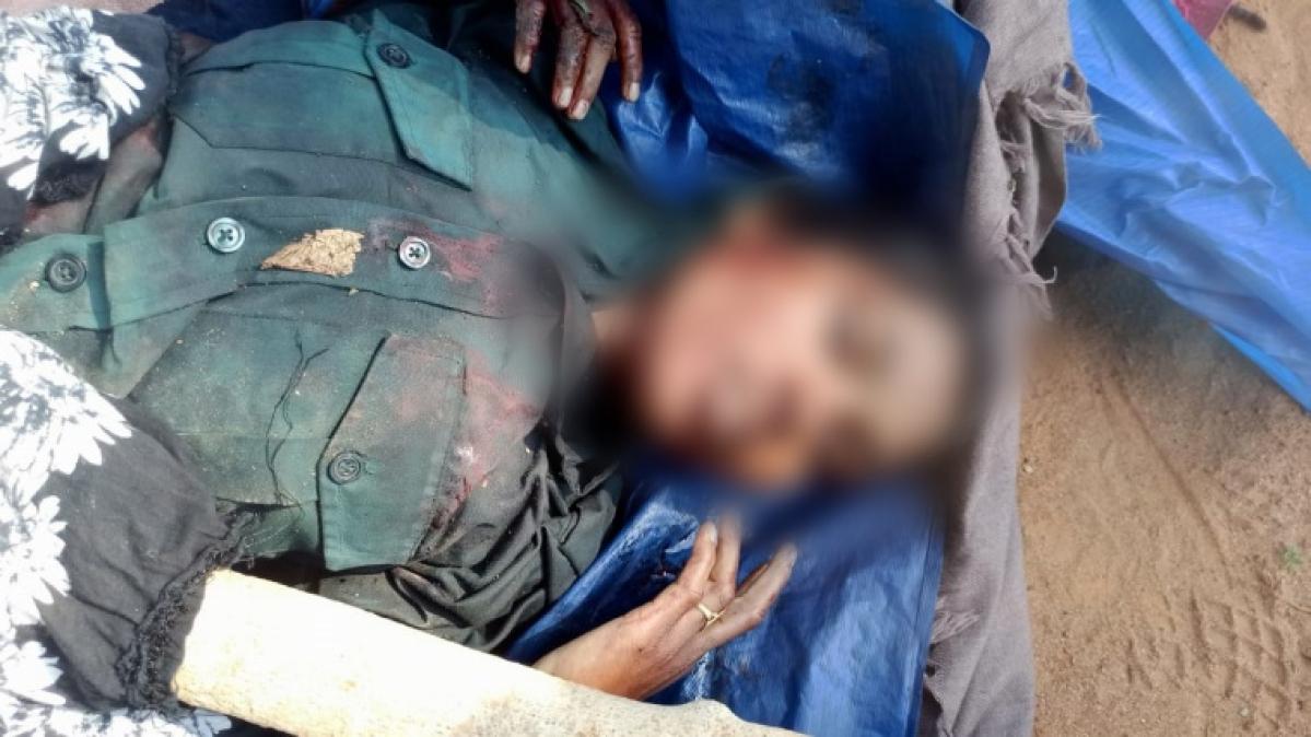 Chhattisgarh: Two armed naxals including woman killed in Kondagaon district