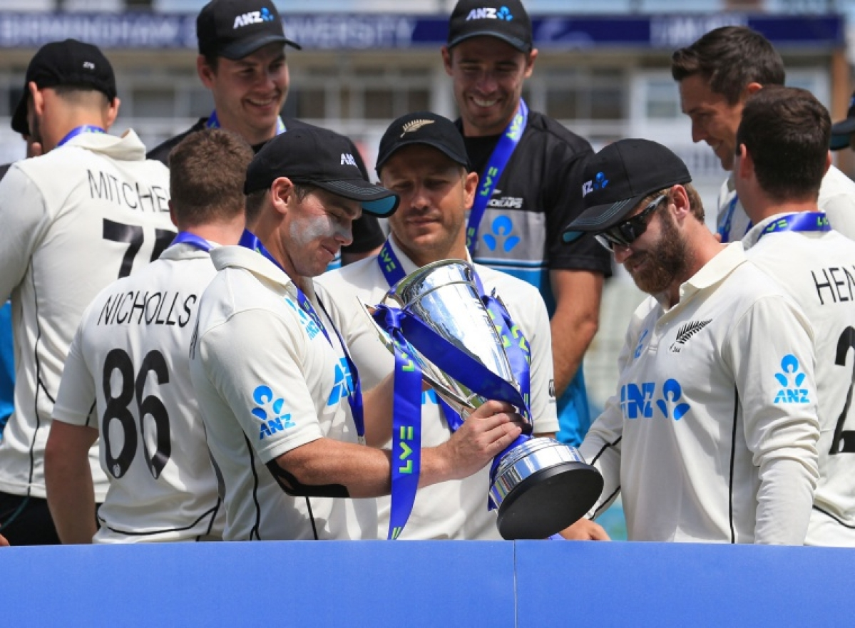 New Zealand overtake India to attain number one Test ranking
