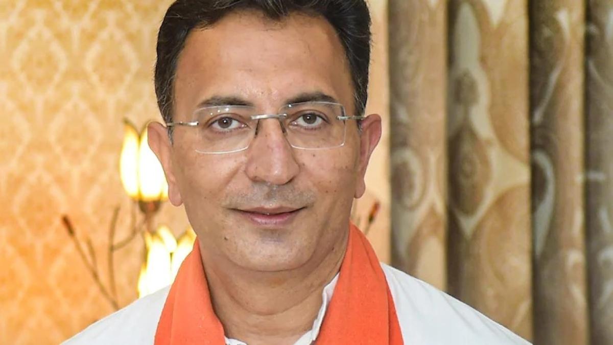 Haven't quit Cong due to any individual or post, says Jitin Prasada