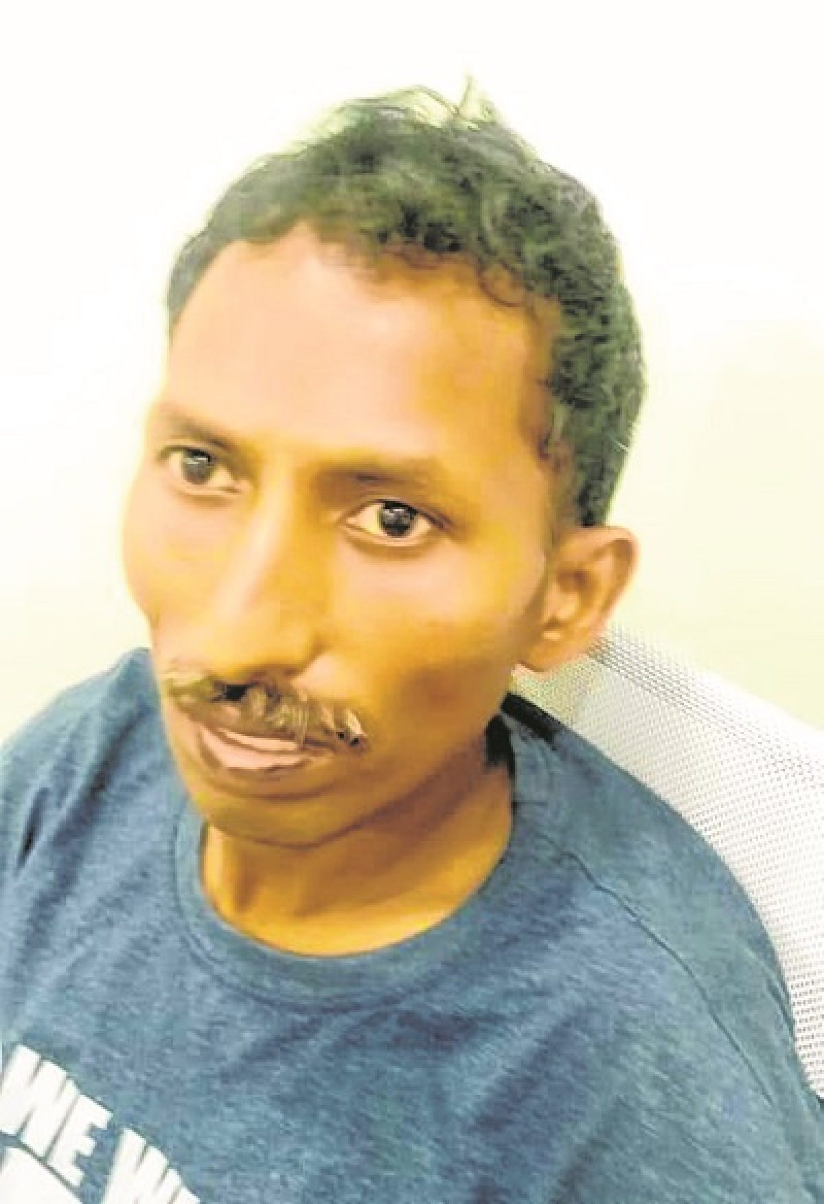 Naxal with `8 lakh bounty  arrested from Telangana