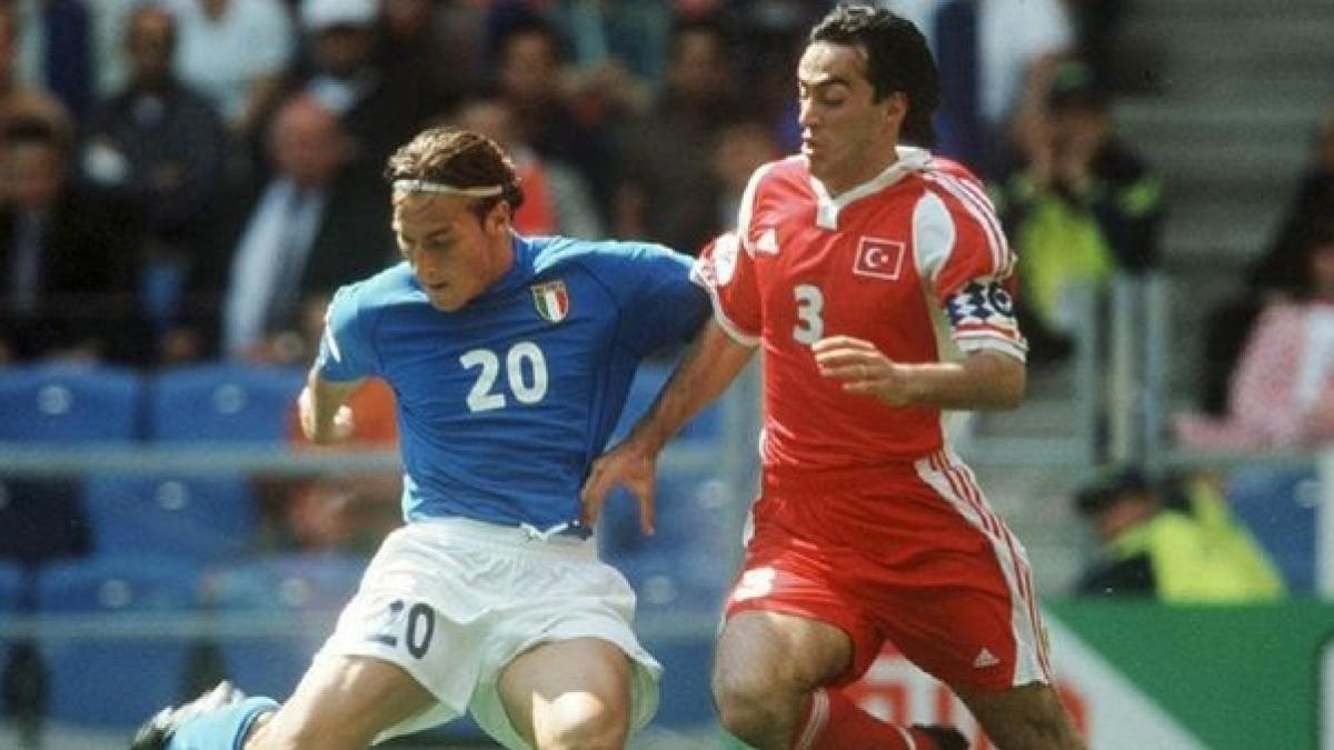 Turkey and Italy at UEFA Euro 2000