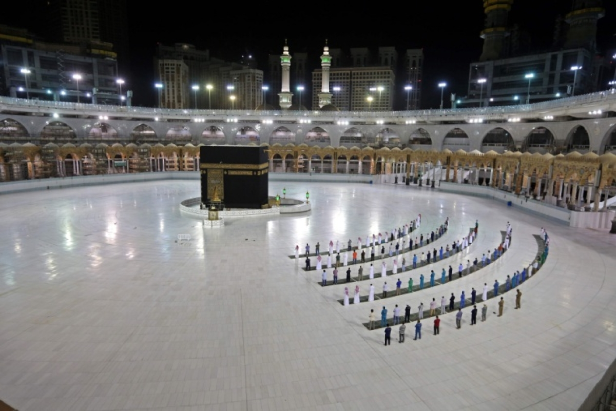 Hajj 2021: Saudi Arabia limits pilgrims to 65,000, bans foreign travellers due to COVID-19