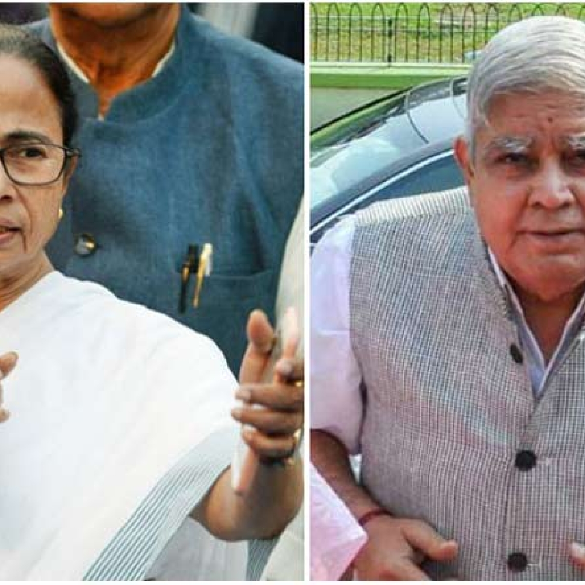 West Bengal govt hits back at Guv Dhankhar over letter questioning Mamata Banerjee's silence on post-poll violence