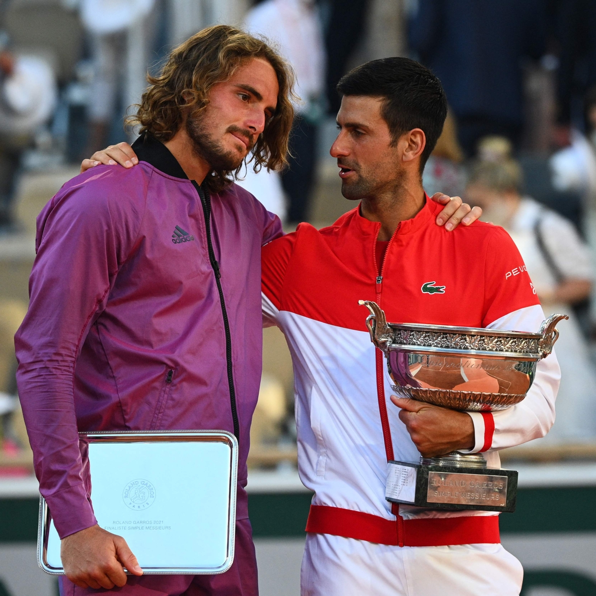 French Open: As Novak Djokovic ekes out hard fought victory, Twitter lauds Tsitsipas for putting up 'tough fight'