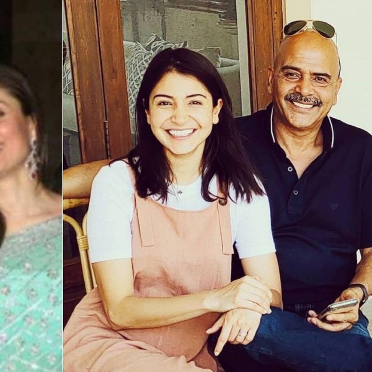 Kareena Kapoor Khan, Anushka Sharma, Karan Johar and other celebs extend Father's Day greetings