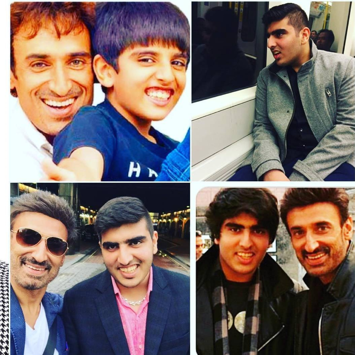 Father's Day 2021: 'One parent cannot fill the void for the other', says single dad Rahul Dev
