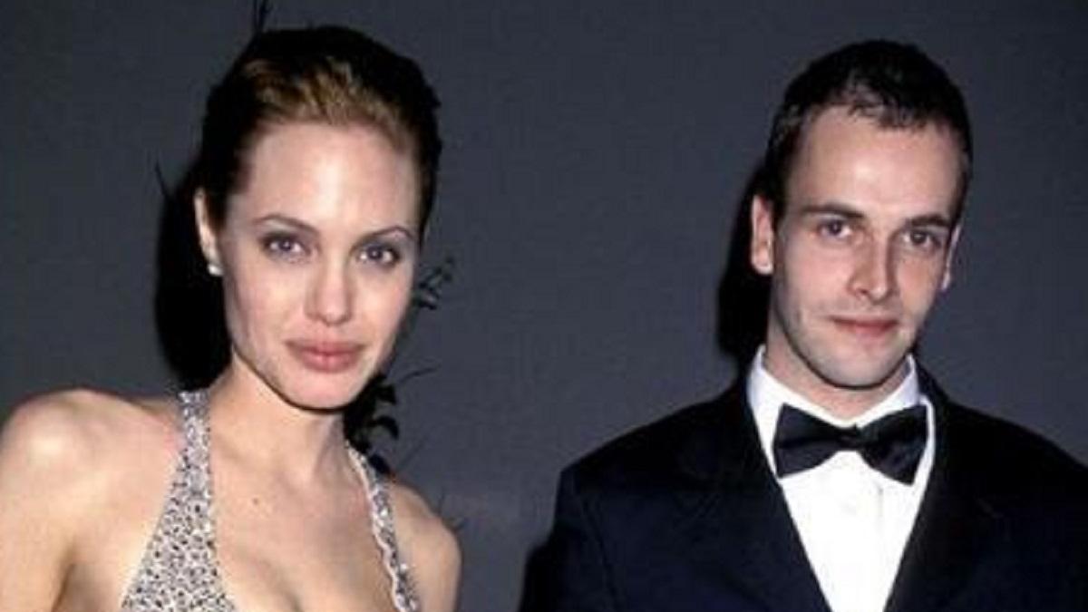 Angelina Jolie sparks reunion rumours with ex-husband Jonny Lee Miller