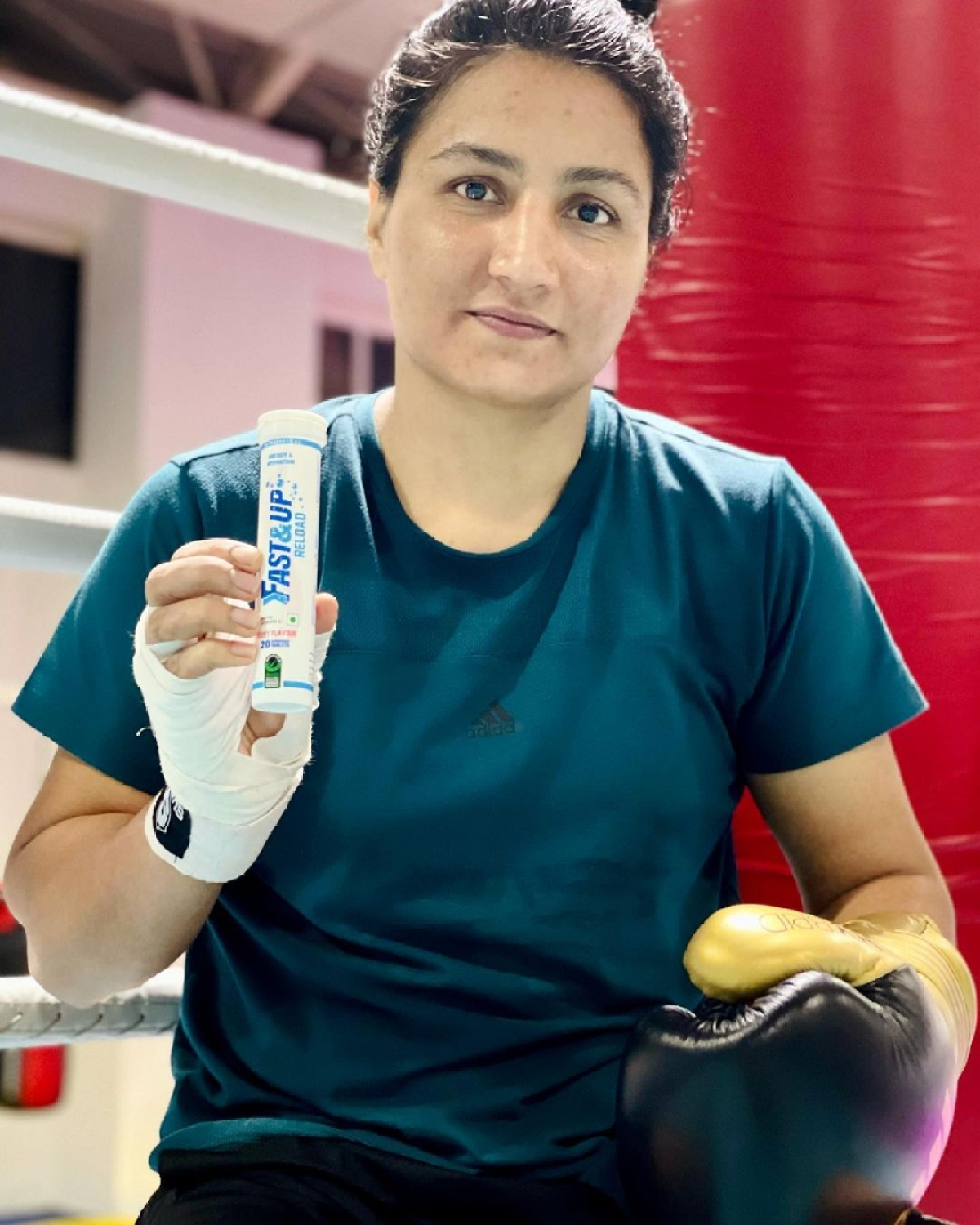India's Olympic prospect Pooja Rani associates with sports nutrition brand Fast&Up
