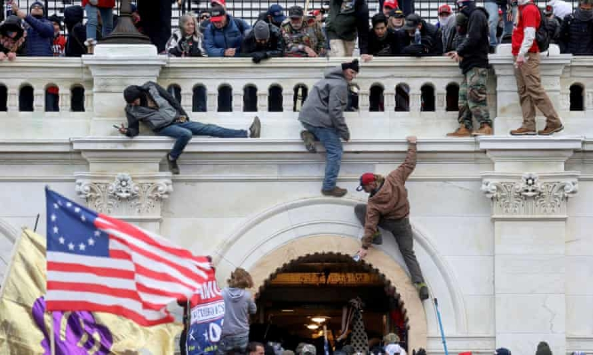 US Capitol attack: Senate report details sweeping failures