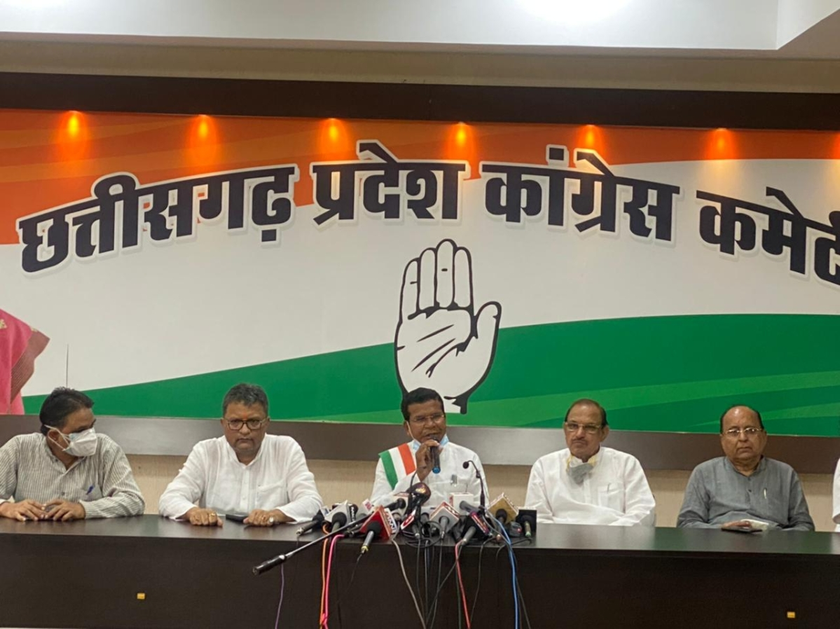 Chhattisgarh: Modi govt policies benefit only Adani, Ambani, says CPCC President Markam