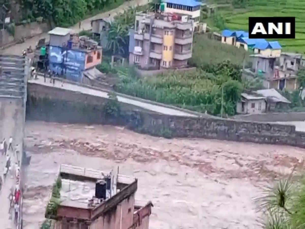 Glacial outburst suspected for flash flood in Nepal