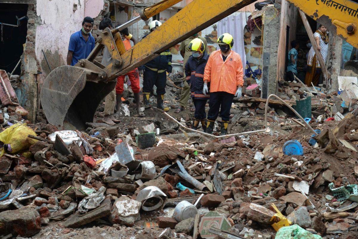 Mumbai: Two building crashes in Malwani and Dahisar kill 13; eight children among dead