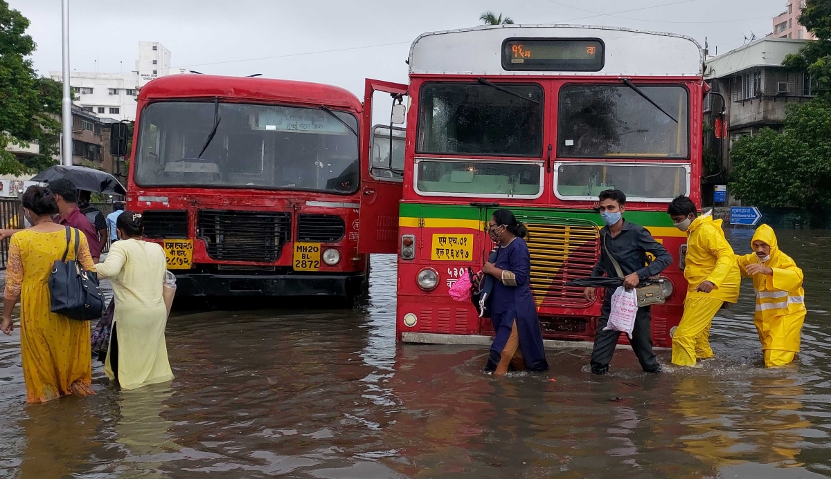 Mumbai: IMD warns of 'extremely heavy rainfall' in city on June 13 and 14
