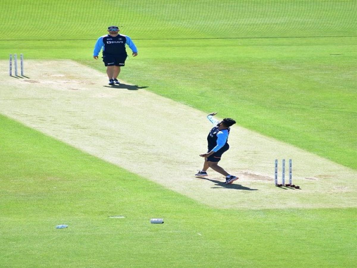 Ravindra Jadeja starts training in Southampton ahead of World Test Championship final