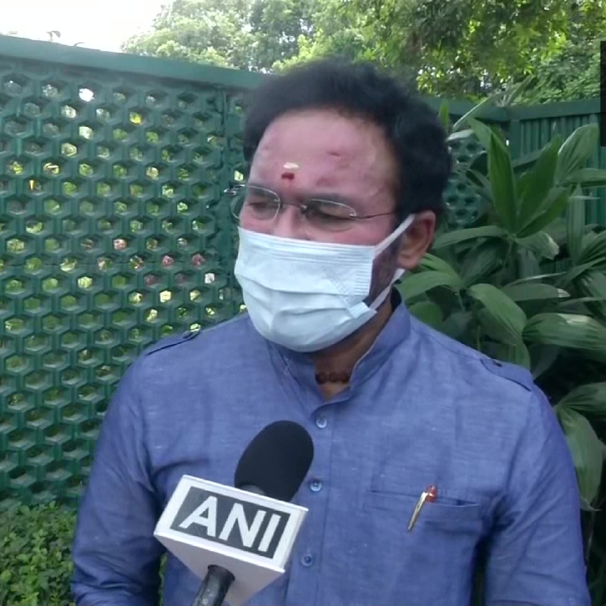 People want to fight against KCR family rule: MoS G Kishan Reddy after Eatala Rajender joins BJP