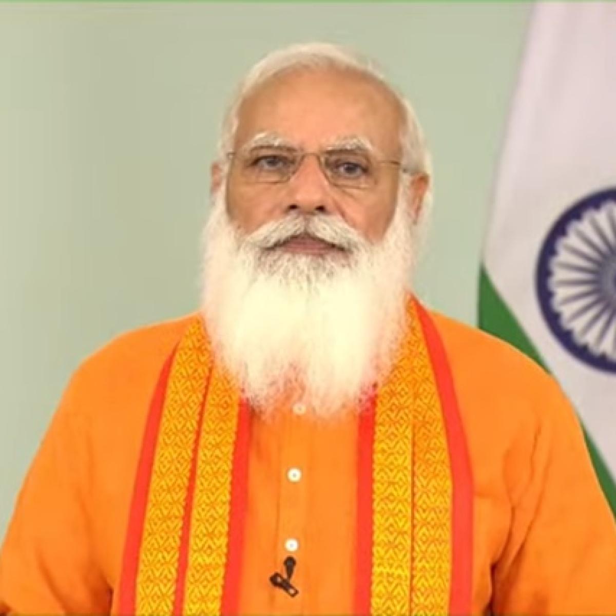 Yoga has become a ray of hope amid COVID-19, says PM Modi