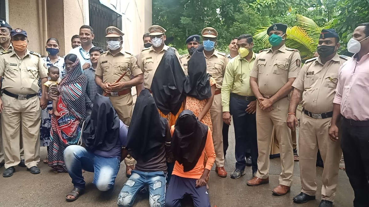 Kalyan: Five held for kidnapping six-month-old baby