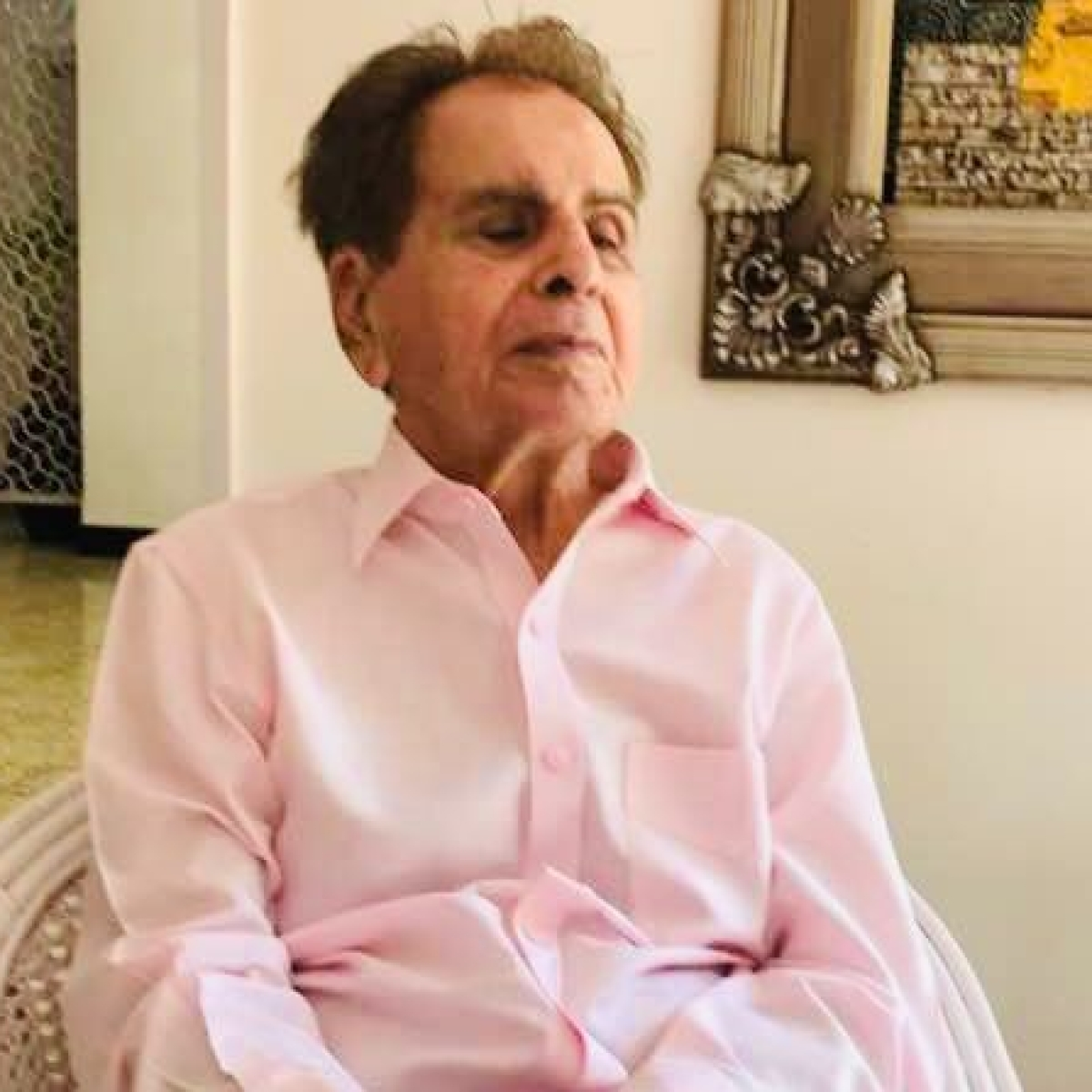 Mumbai: Dilip Kumar, 98, to be discharged from hospital today
