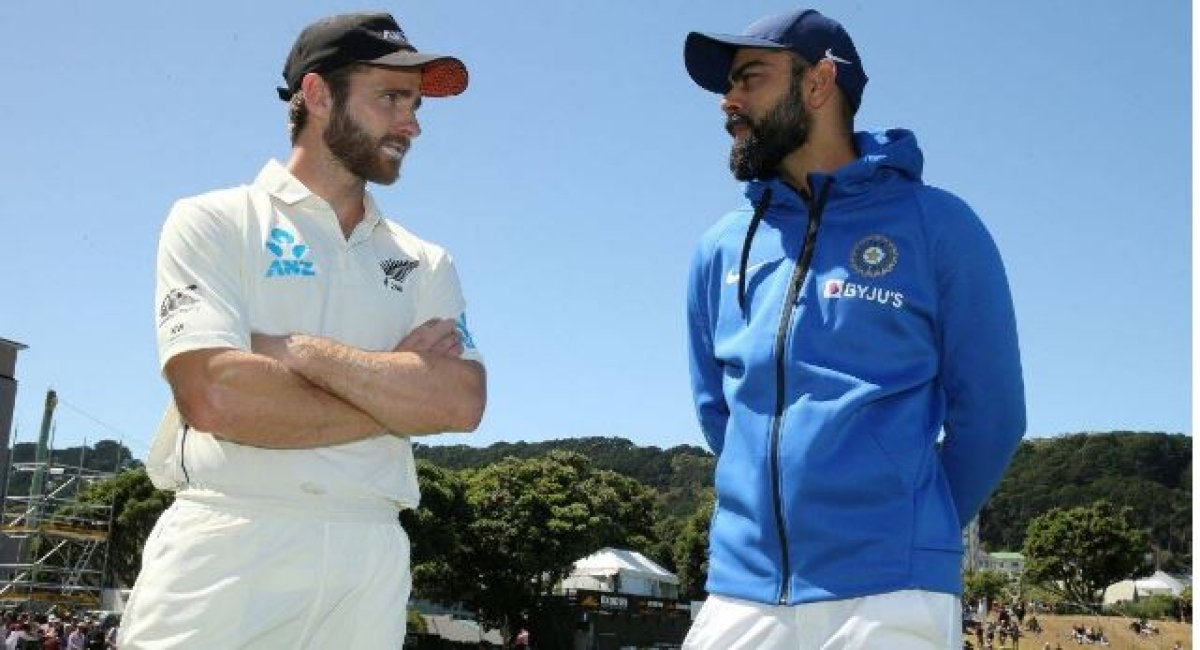 The ultimate Test;  India take on New Zealand to see who is best in the longest format of the game