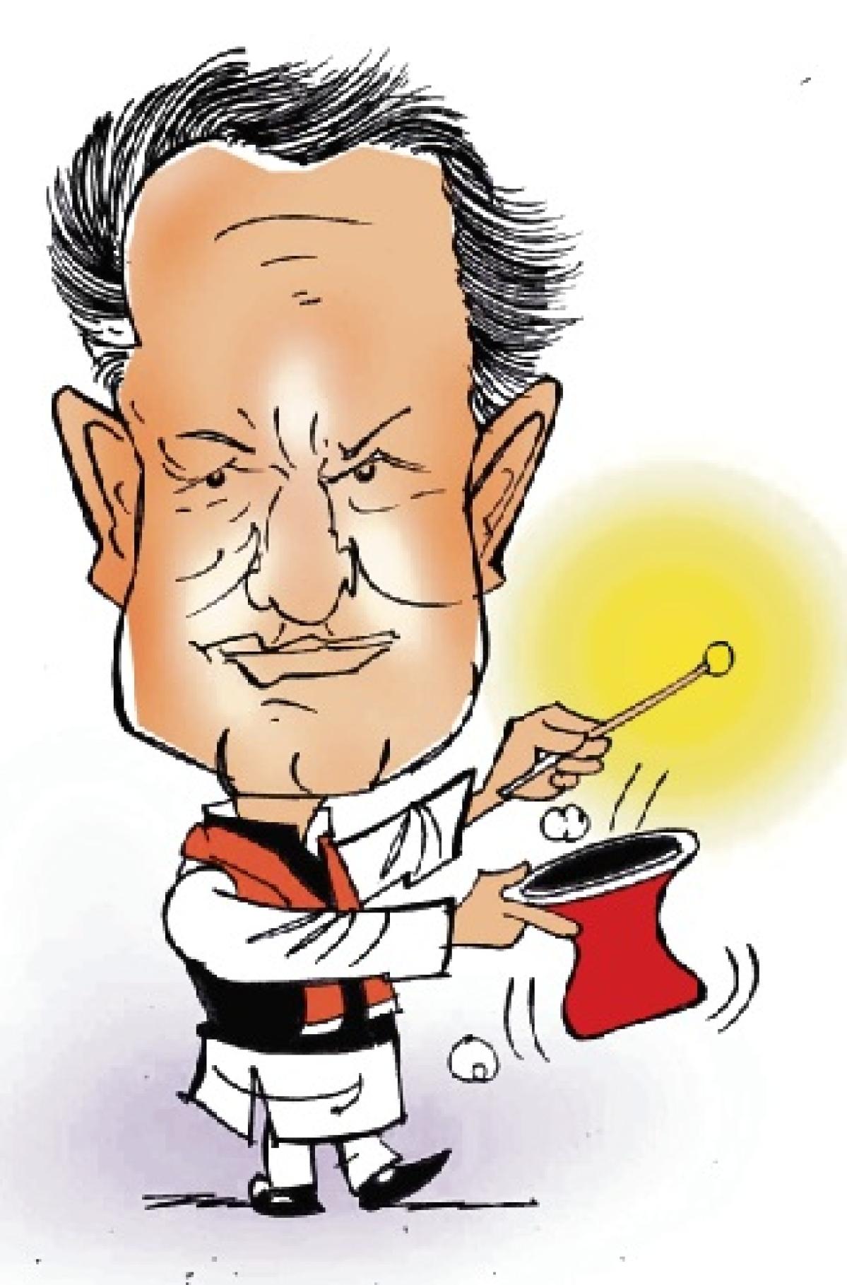 FP analysis: Jadugar Gehlot must create magic moment to buy truce