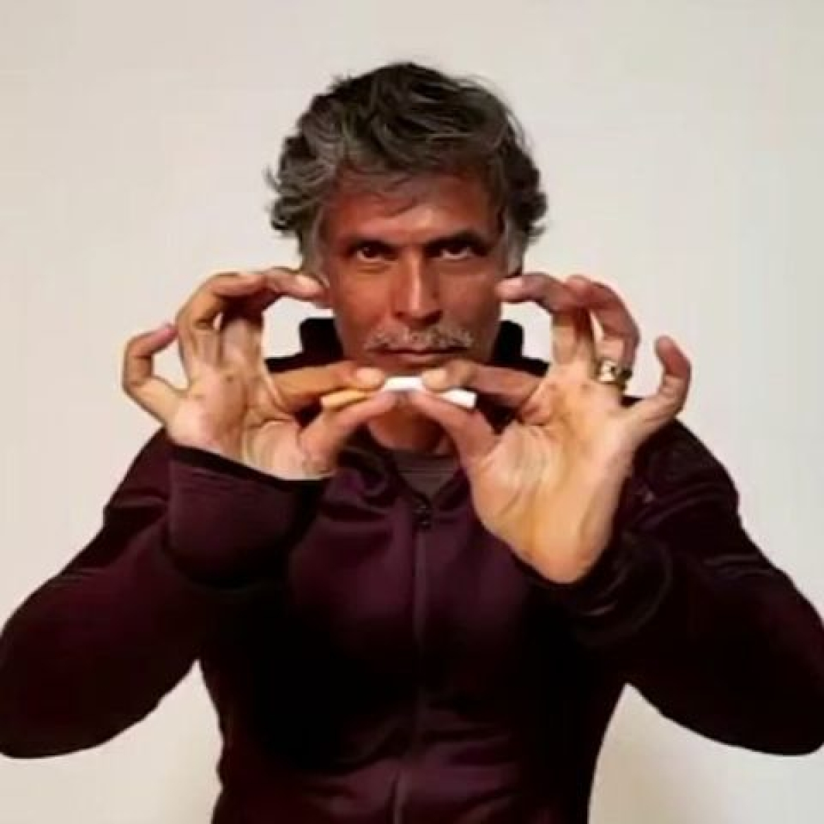 'Got addicted quickly, was soon smoking 20-30 cigarettes a day': Milind Soman on the 'stupidest thing' he has ever done