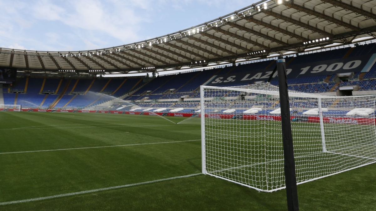 The Italian government decided that the Stadio Olimpico can be filled to 25 per cent capacity for the four games it will host, amounting to a maximum of 15,948 spectators.