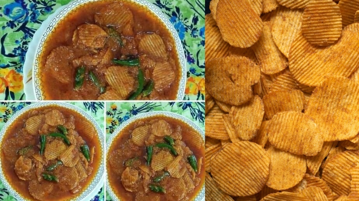 Potato chips curry? Horrified Twitter calls unusual dish a 'crime against humanity'