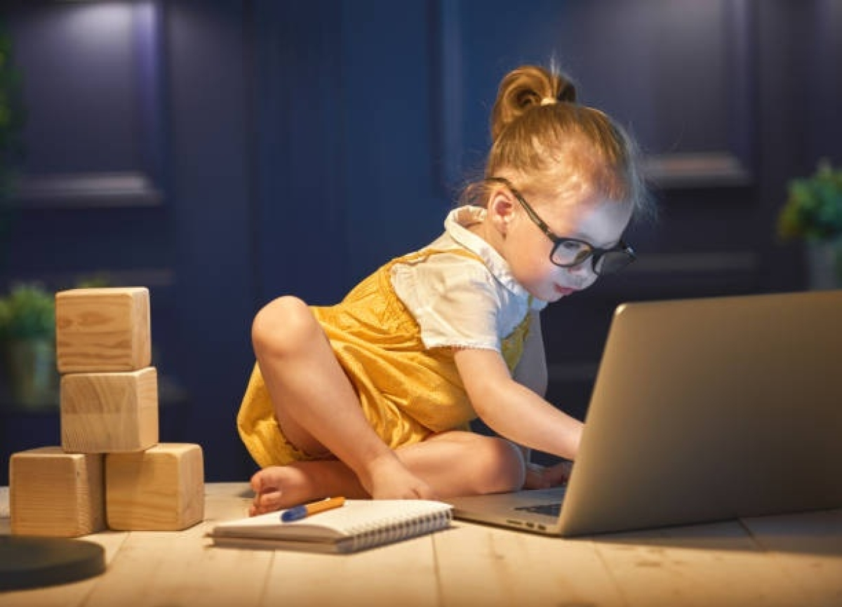 Virtual reality: Tiny tots face the brunt of the Covid lockdown
