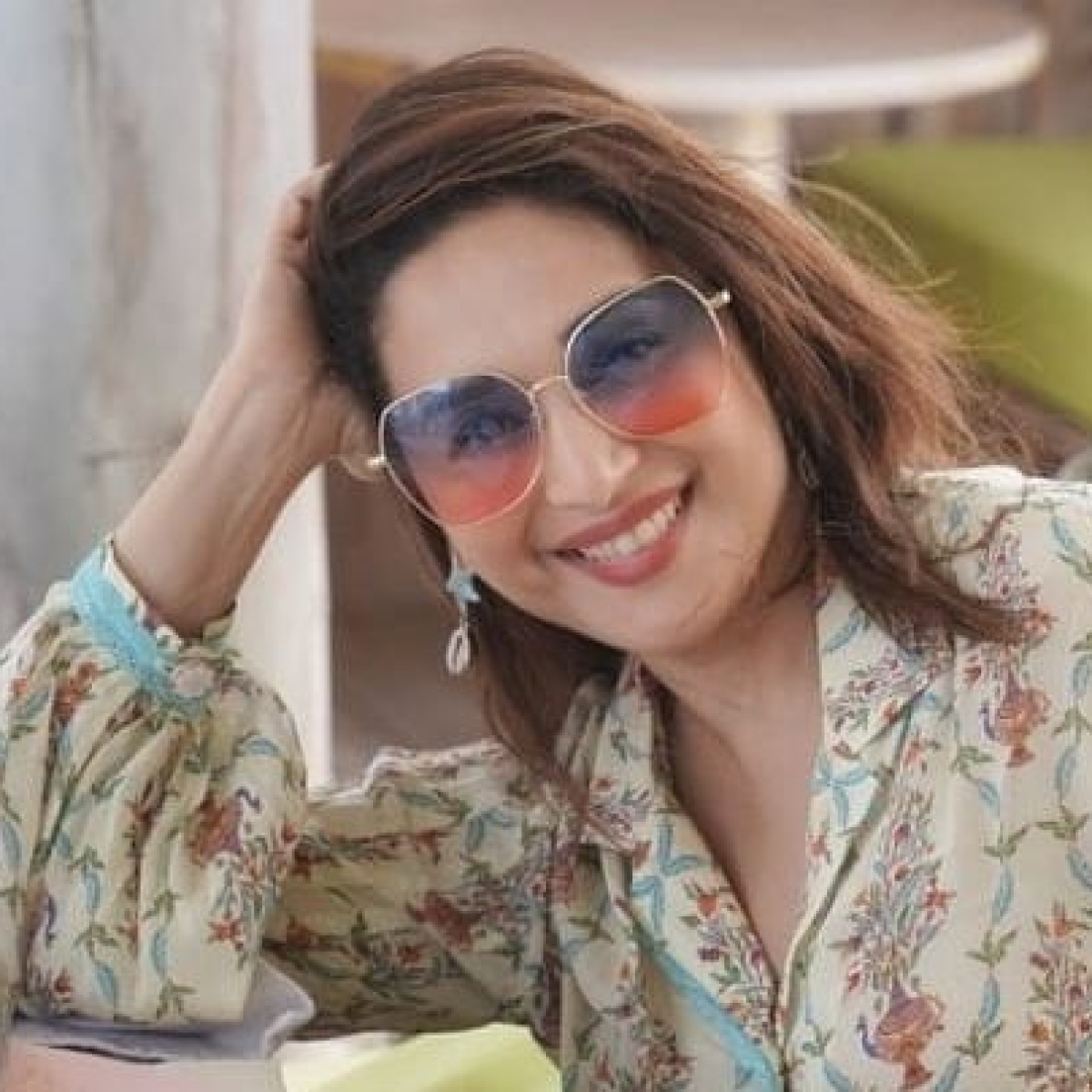 Madhuri Dixit has the sweetest reply to a 13-year-old fan who wishes to meet her