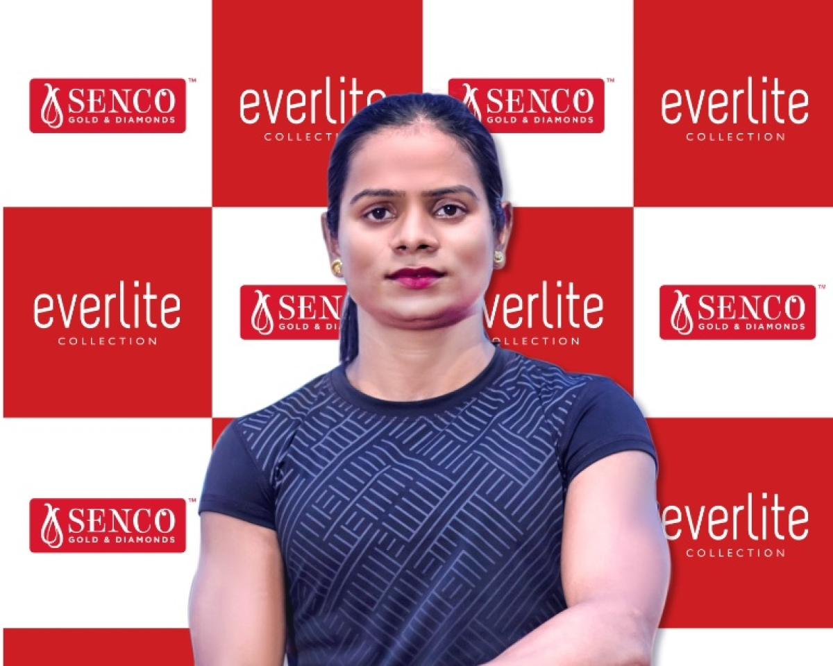 Indian sprinter Dutee Chand signed as  new face of Senco Gold & Diamonds