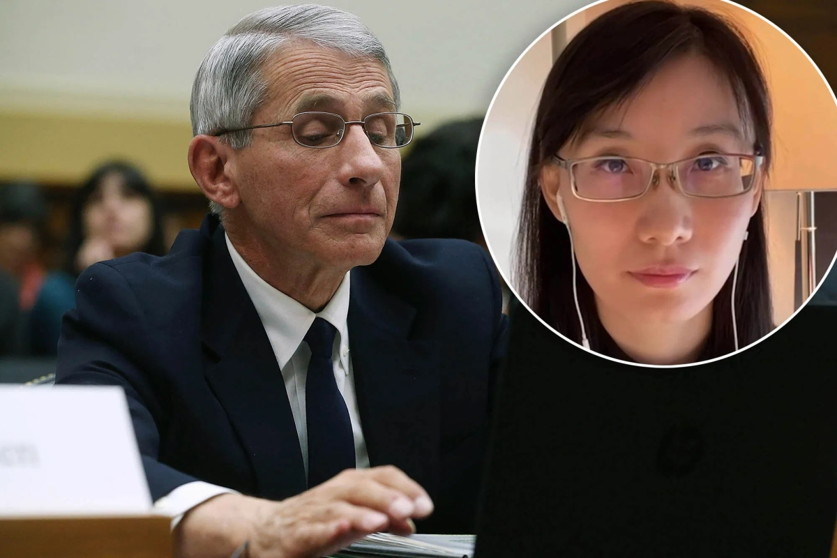 COVID-19: Chinese virologist says Fauci emails prove Wuhan lab leak claims
