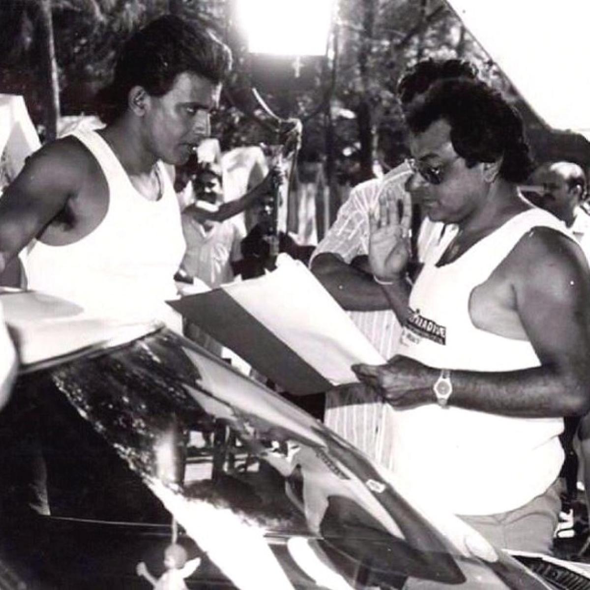 Moments & Memories: When jaundice couldn't deter the Disco Dancer