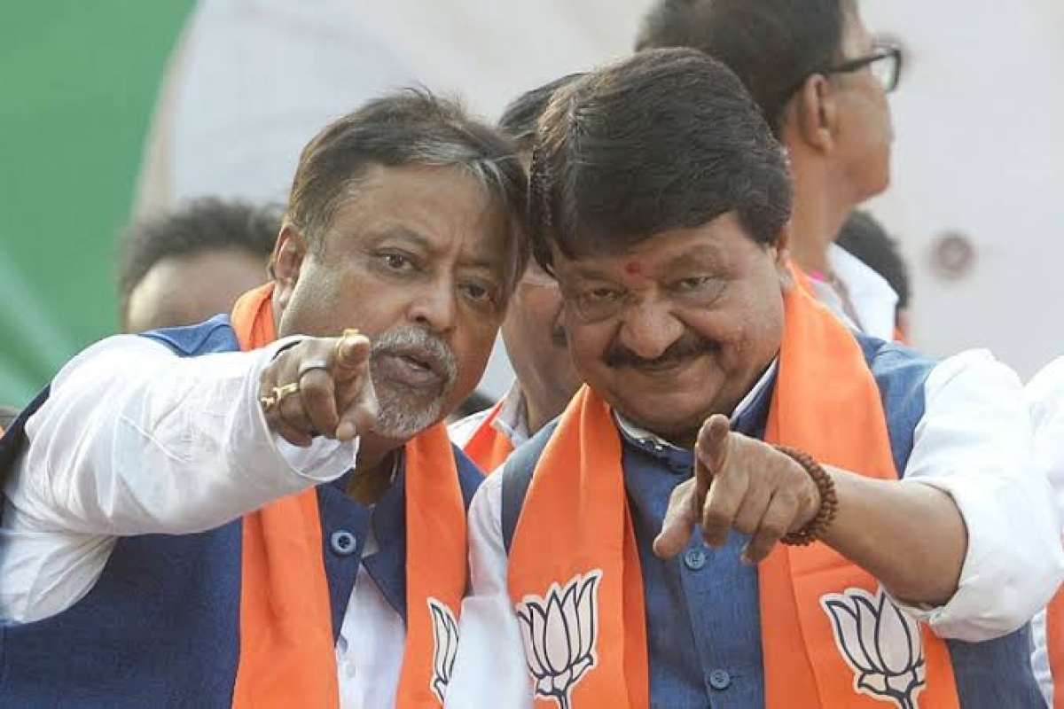 'Please take this stupid cat into Trinamool': BJP's Tathagata Roy shares Twitter user's post against Kailash Vijayvargiya